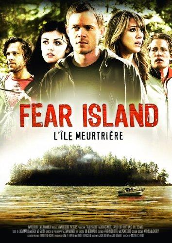 affiche du film Fear Island : l'île meurtrière (TV)