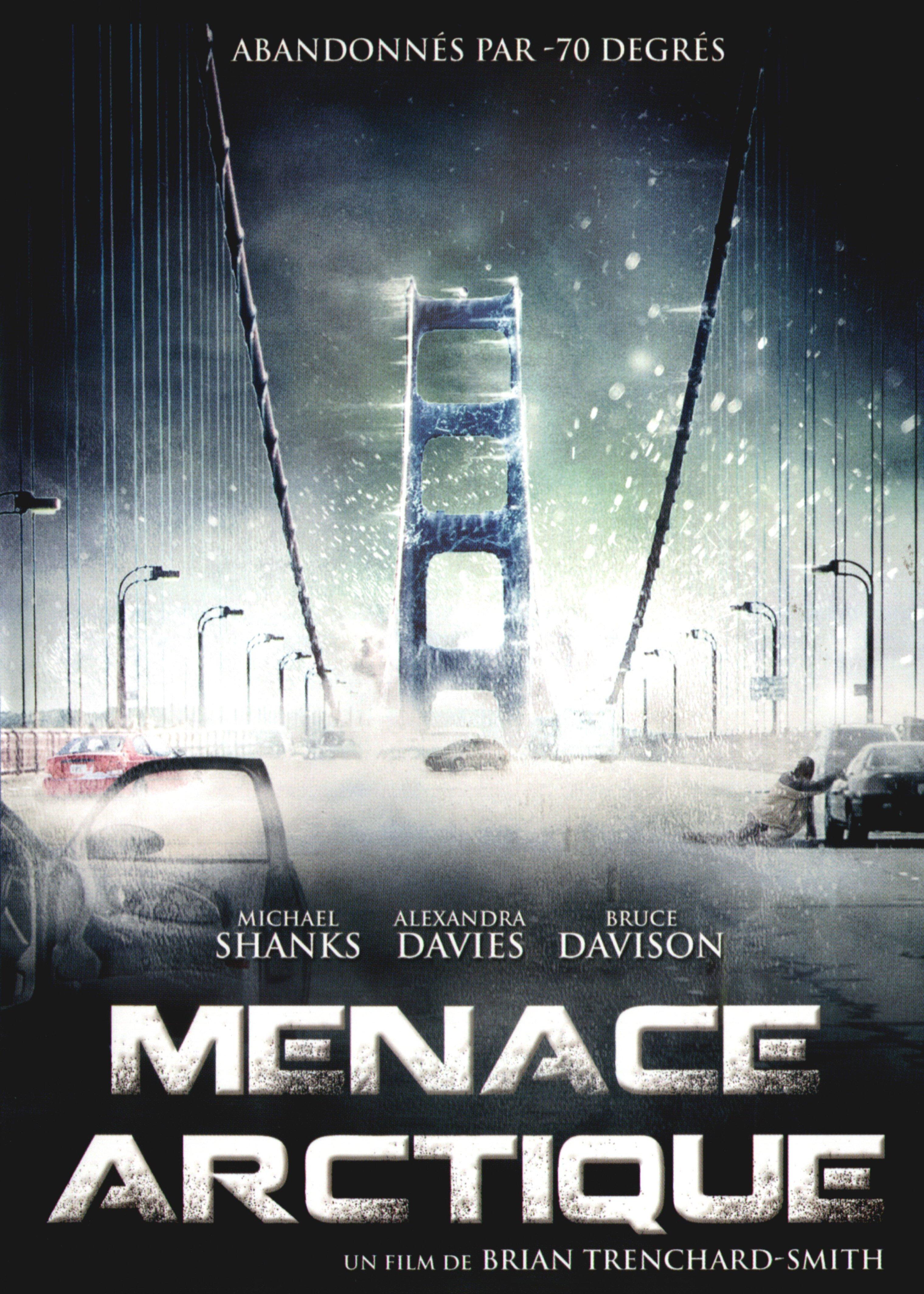 affiche du film Menace arctique