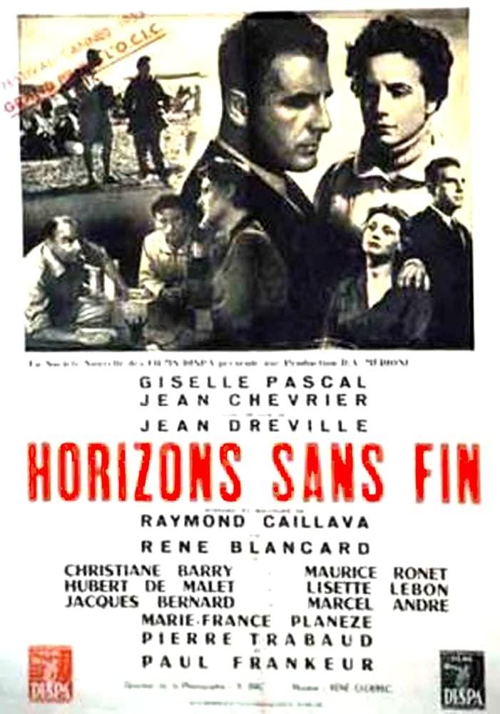 affiche du film Horizons sans fin