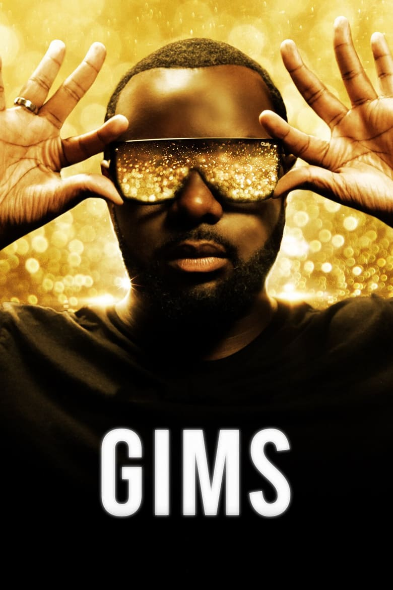 affiche du film GIMS: On the Record