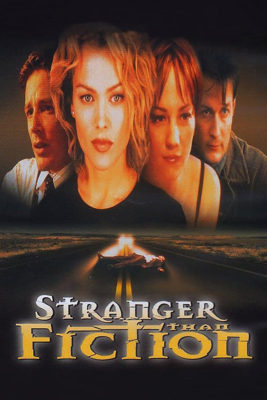 affiche du film Stranger than Fiction