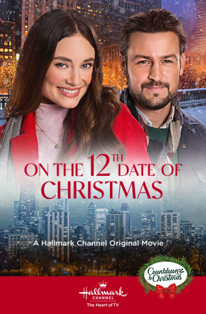 affiche du film On the 12th Date of Christmas (TV)