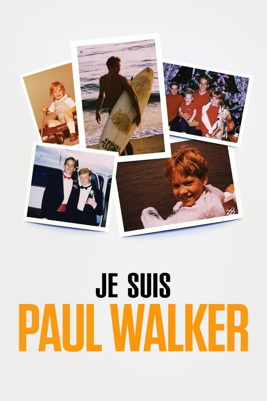 affiche du film Je suis Paul Walker