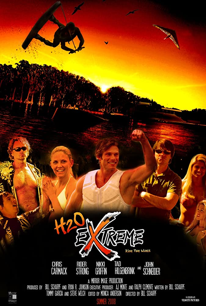 affiche du film H2O Extreme