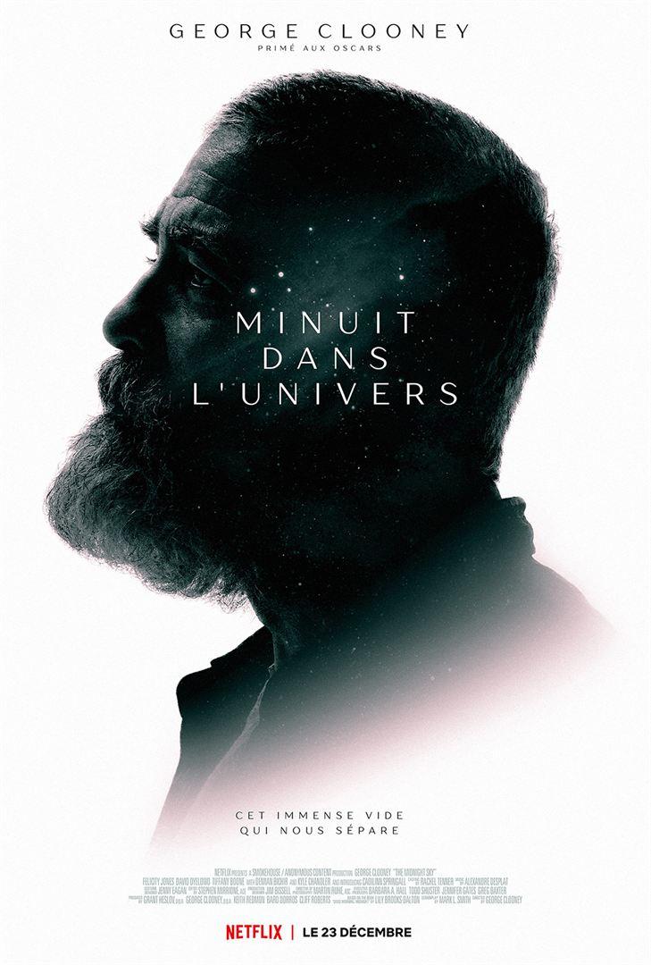 affiche du film Minuit dans l'Univers