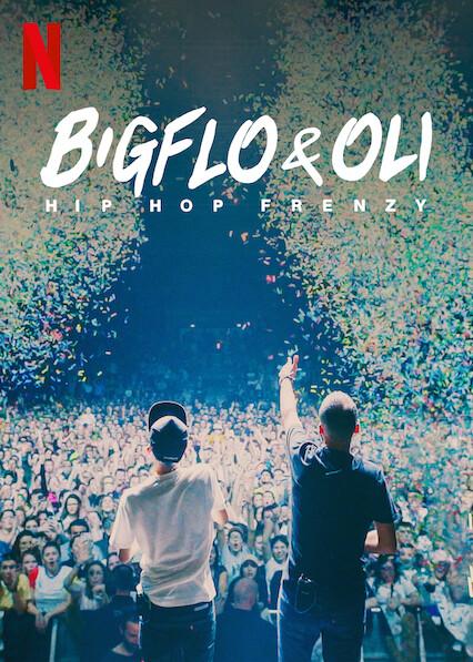 affiche du film Bigflo & Oli : Presque Trop