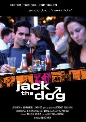 affiche du film Jack the Dog