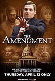 affiche du film The Amendment