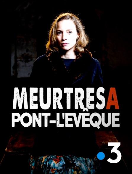 affiche du film Meurtres à Pont-L'Évêque (TV)