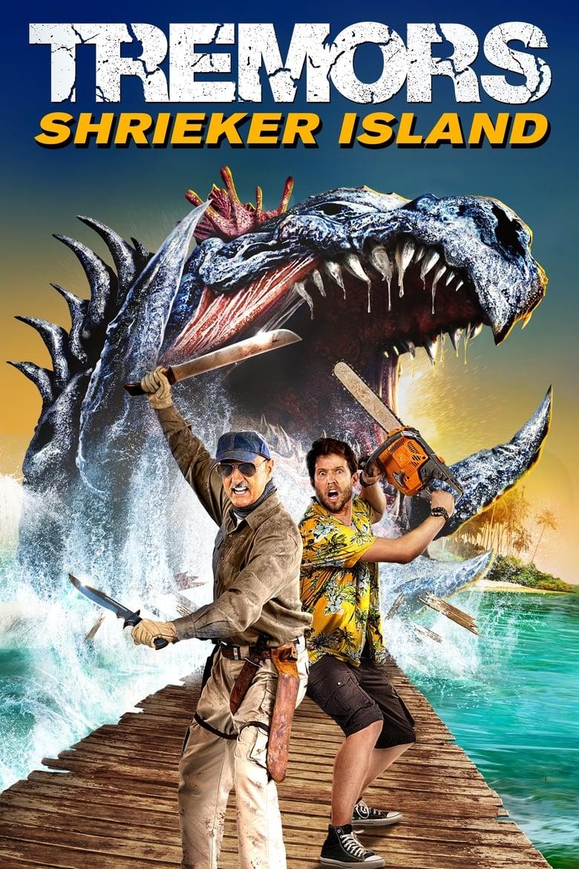 affiche du film Tremors: Shrieker Island