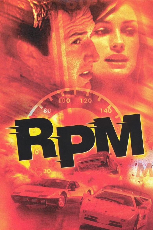affiche du film Projet RPM