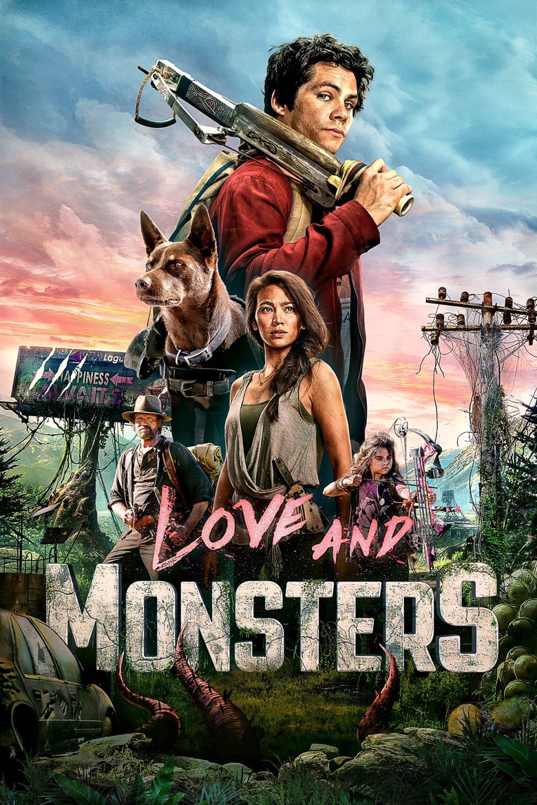 affiche du film Monster Problems