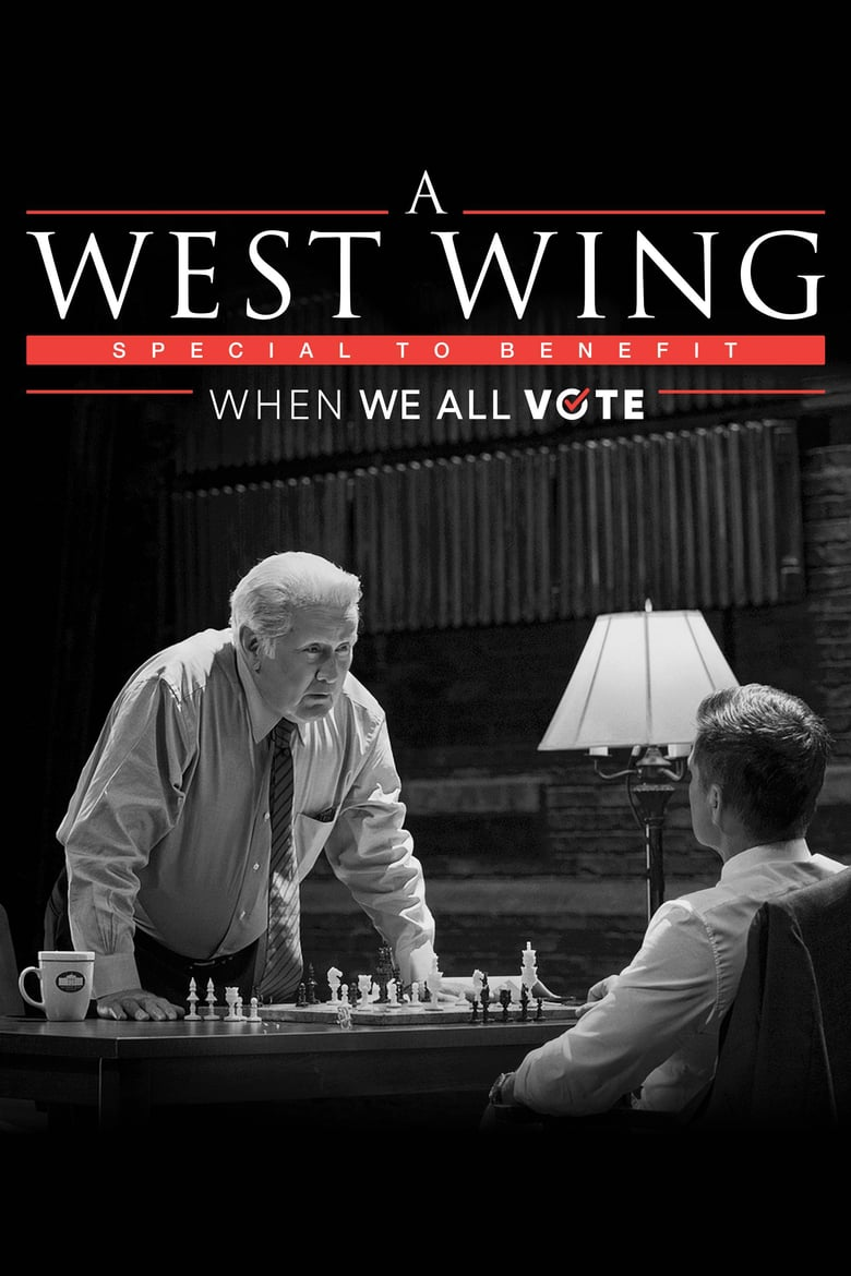 affiche du film A West Wing Special to Benefit When We All Vote (TV)