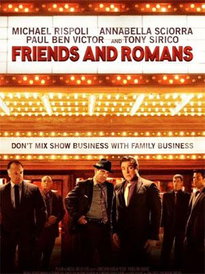 affiche du film Friends and Romans