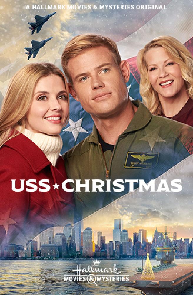 affiche du film USS Christmas (TV)