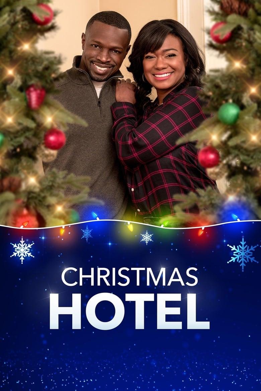 affiche du film Bienvenue à l'hôtel de Noël (TV)