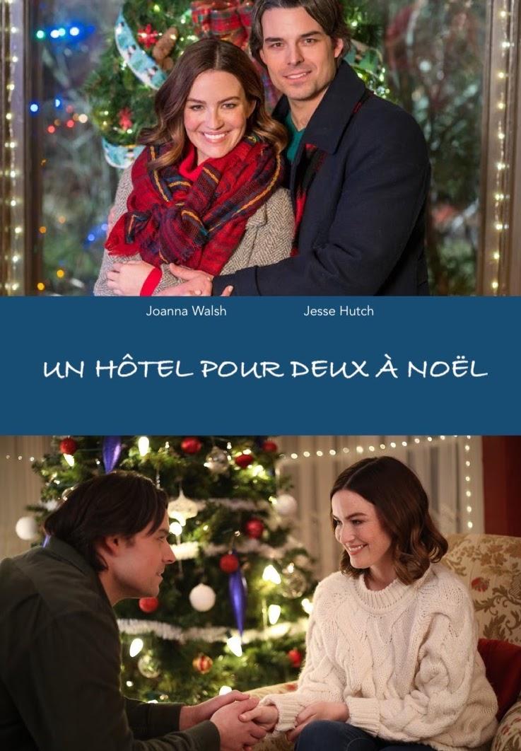 affiche du film Un hôtel pour deux à Noël (TV)