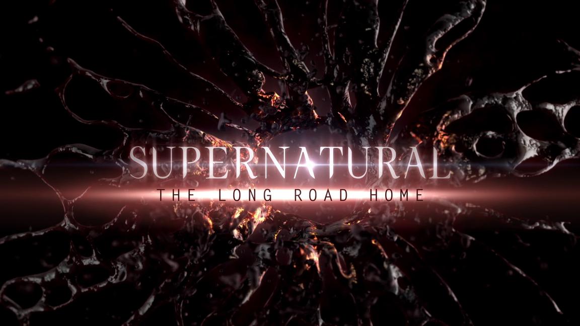 affiche du film Supernatural: The Long Road Home