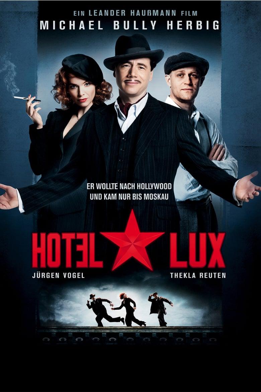 affiche du film Hotel Lux