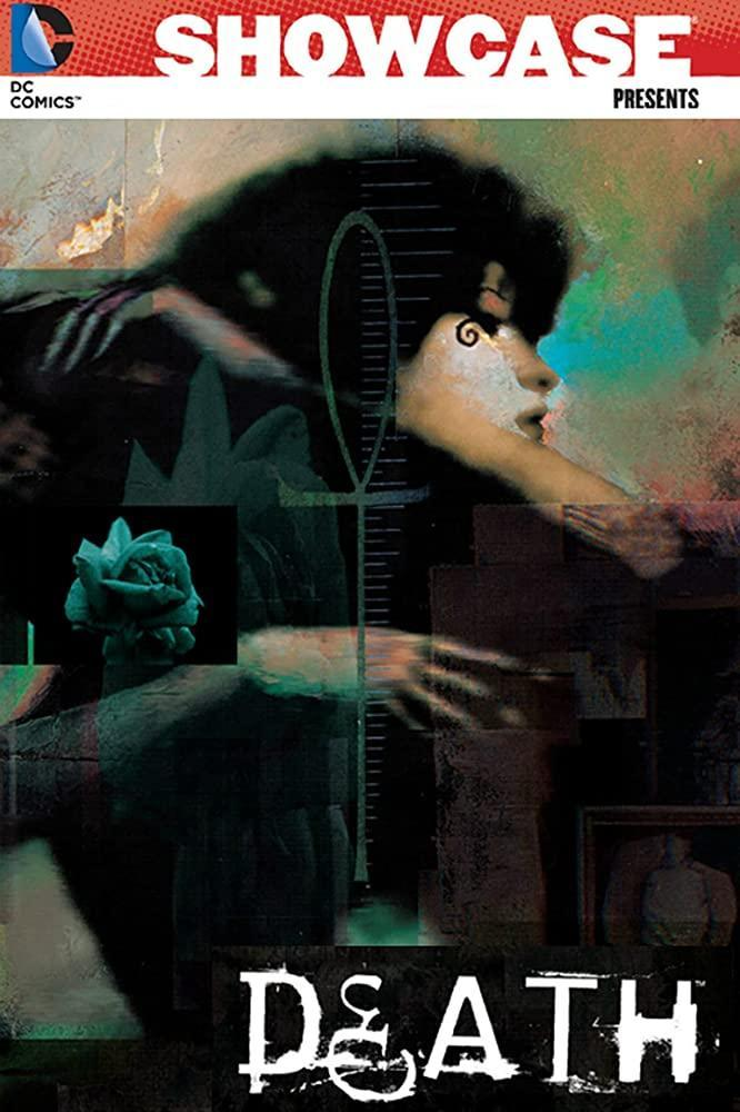 affiche du film DC Showcase: Death