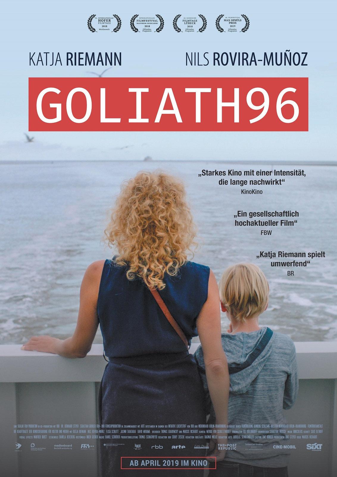 affiche du film Goliath 96