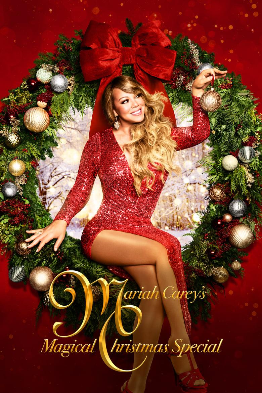 affiche du film Mariah Carey's Magical Christmas Special
