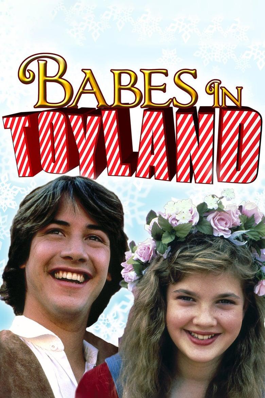 affiche du film Babes In Toyland