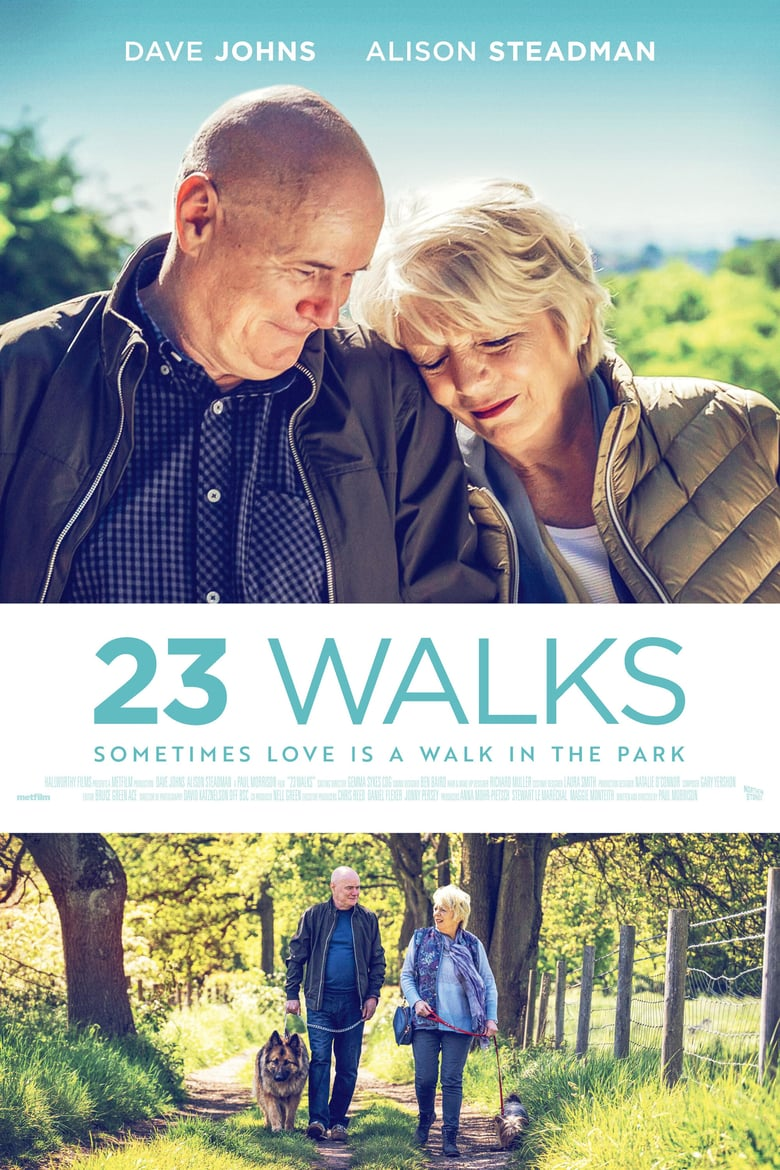 affiche du film 23 Walks