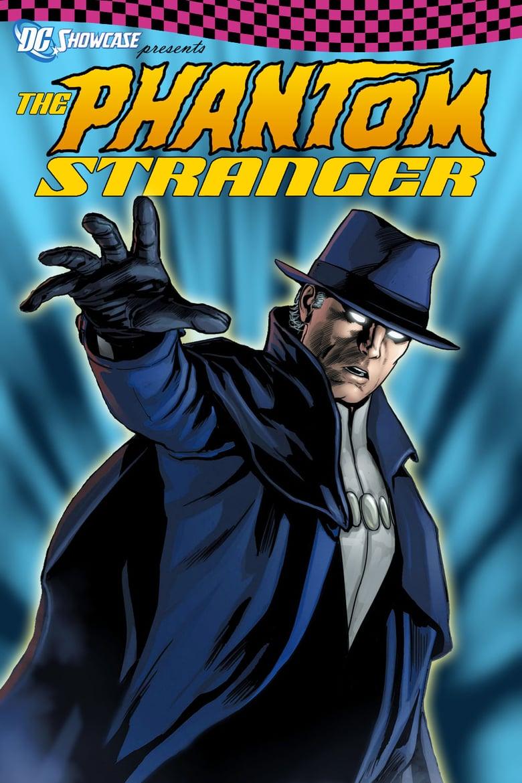 affiche du film DC Showcase: The Phantom Stranger