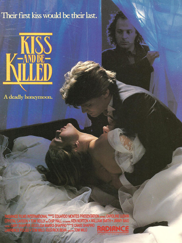 affiche du film Kiss and Be Killed