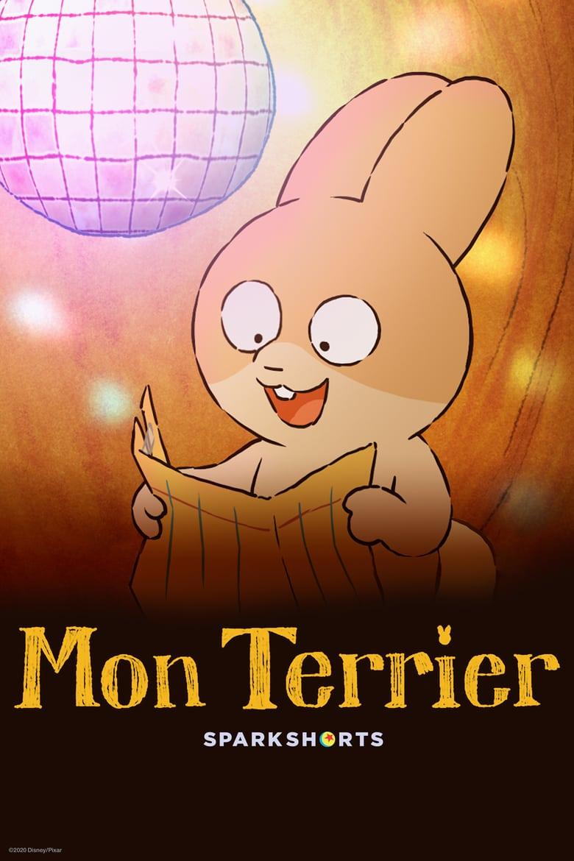 affiche du film Mon terrier