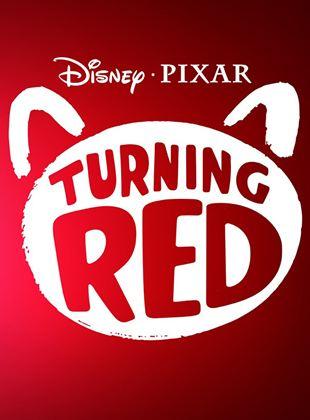 affiche du film Turning Red