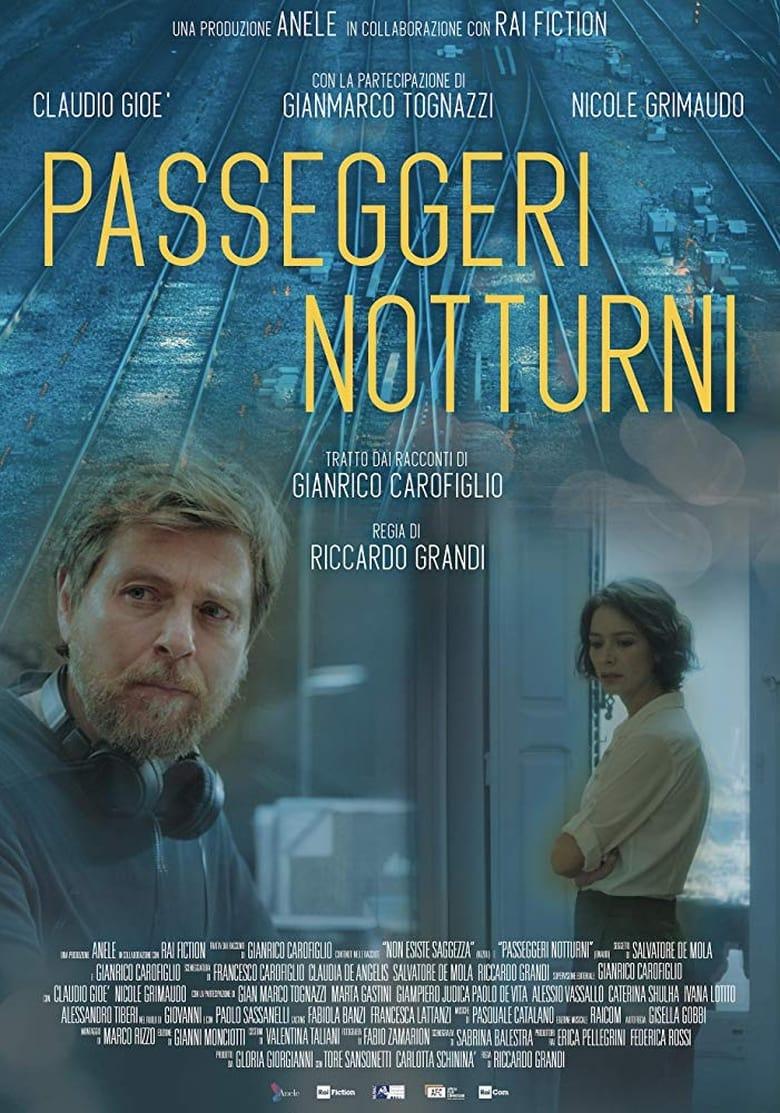 affiche du film Passeggeri notturni
