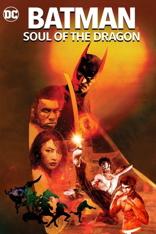 affiche du film Batman: Soul of the Dragon
