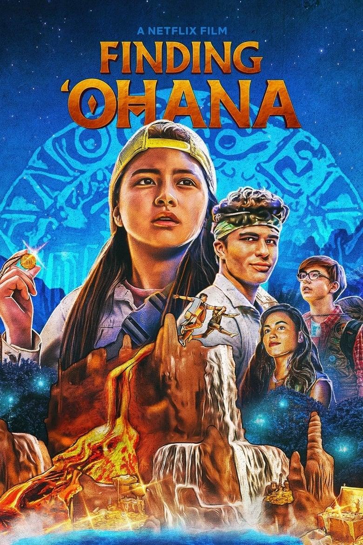 affiche du film Ohana ou le trésor caché