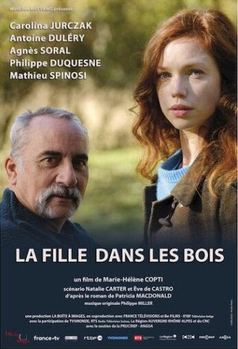 affiche du film La fille dans les bois (TV)