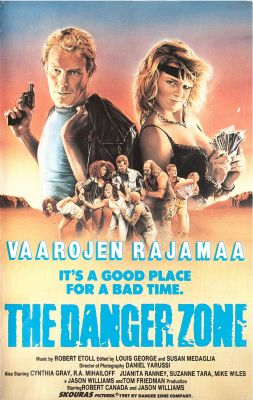affiche du film The Danger Zone