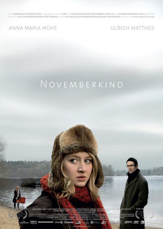affiche du film L'enfant de Novembre