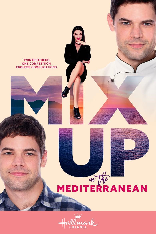 affiche du film Mix Up in the Mediterranean