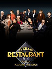affiche du film Le Grand Restaurant III : Réouverture après travaux