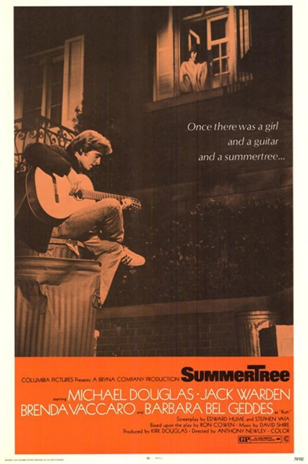 affiche du film Summertree