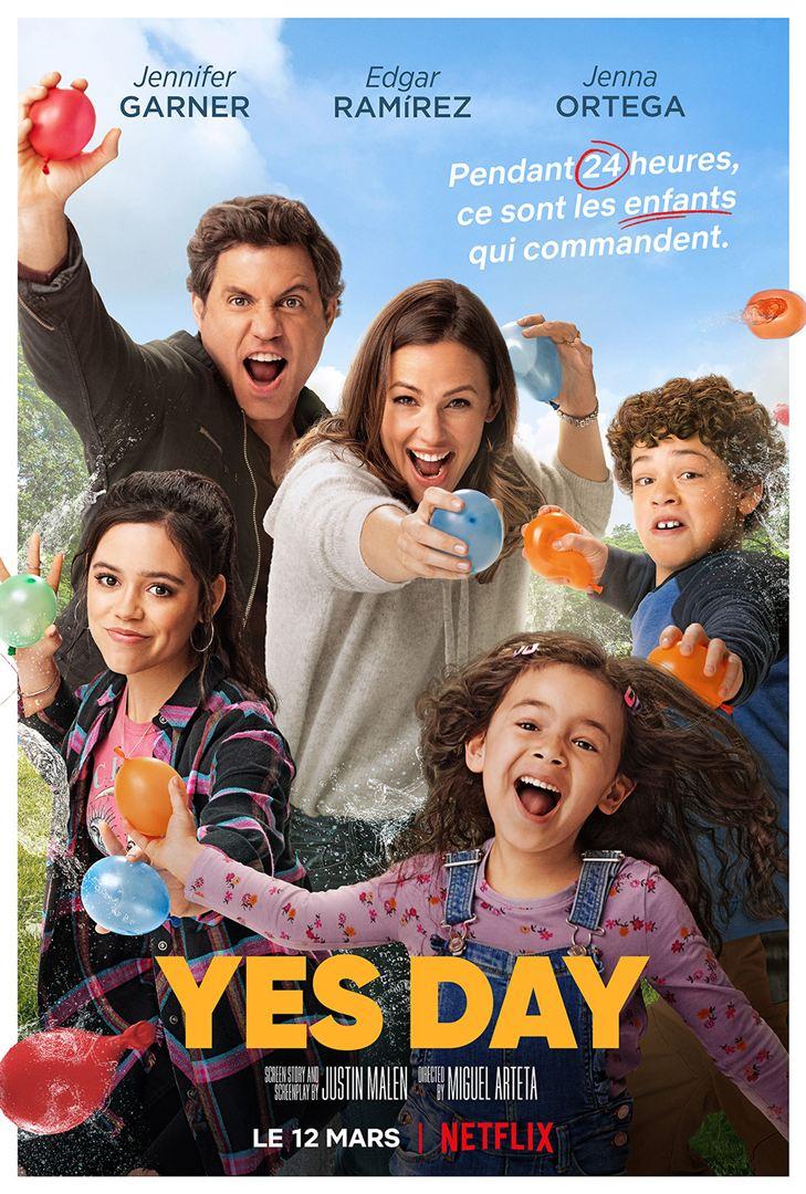 affiche du film Yes Day