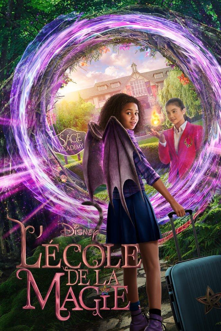 affiche du film L'école de la magie (TV)