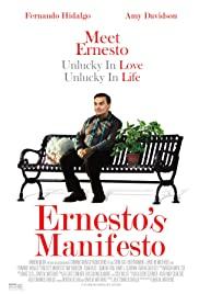 affiche du film Ernesto's Manifesto