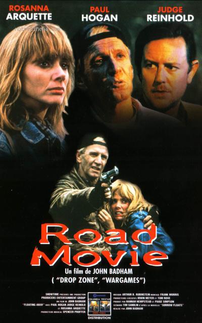 affiche du film Road Movie (TV)