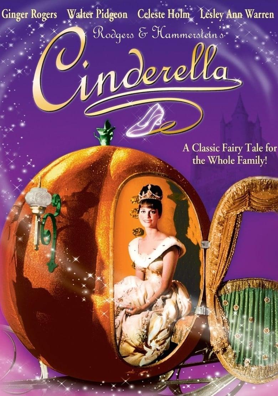 affiche du film Cinderella