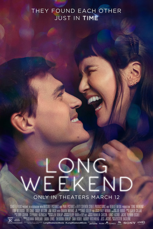 affiche du film Long Weekend