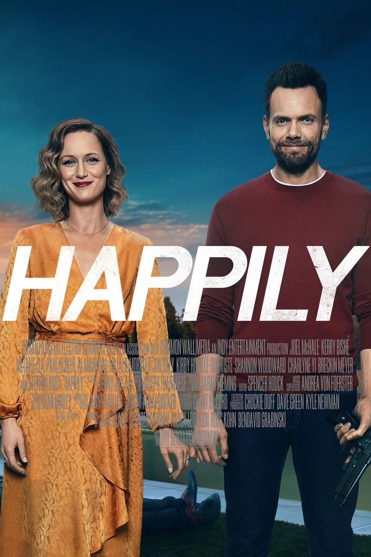 affiche du film Happily