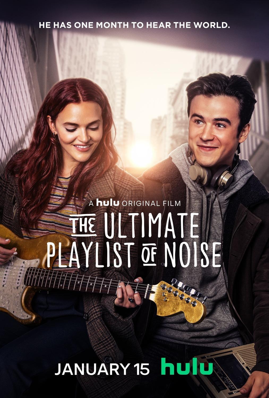 affiche du film The Ultimate Playlist of Noise