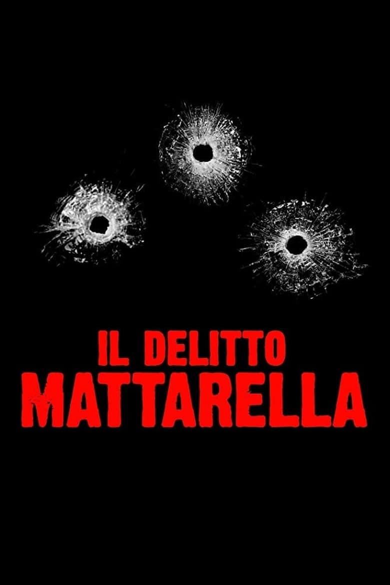 affiche du film The Assassination of Mattarella